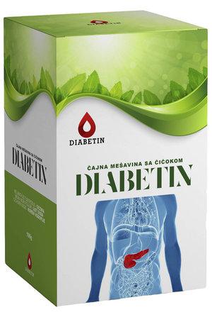 diabetin čajna mješavina