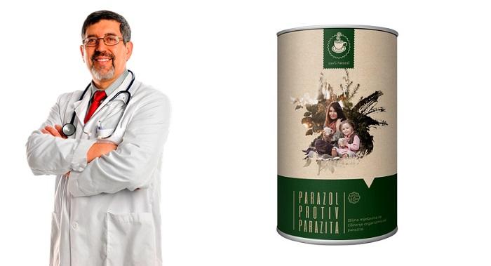 parazol čaj djelovanje