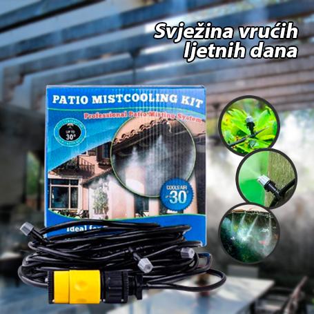 Patio Mistcooling Kit